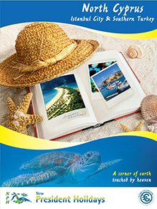 North Cyprus Holidays Brochure