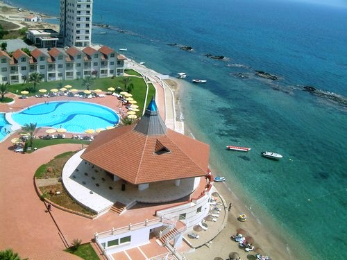 Acapulco Beach Club amp Resort Hotel  Kyrenia North Cyprus