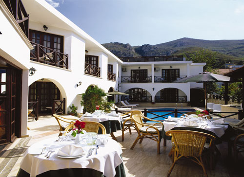 The abbey inn boutique hotel north cyprus kyrenia hotels for Boutique hotels cyprus